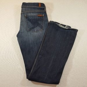 7 for All Mankind jeans 29 (size 8)